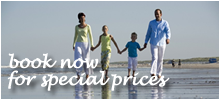 book now for special prices!